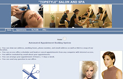 Salons and SPA