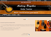 Guitar Lessons in Aurora, Richmond Hill, Newmarket