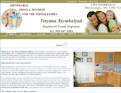 Tetyana Tsymbalyuk, Registered Dental Hygienist, Mississauga